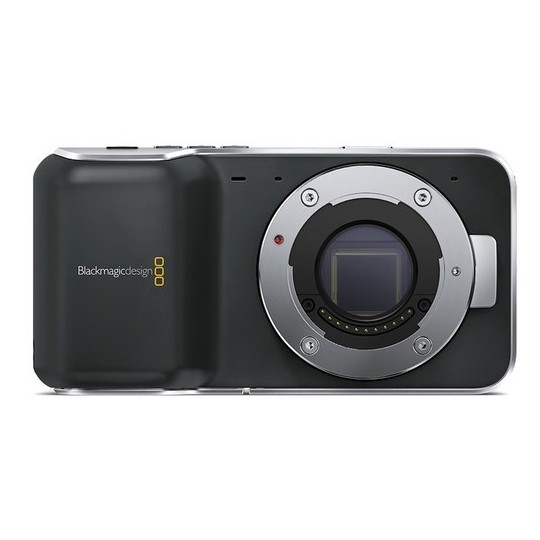 Camara Blackmagic Design Pocket Cinema