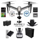 DJI Inspire 2 con x5s Prores Cinema DNG - Drones Lima Peru