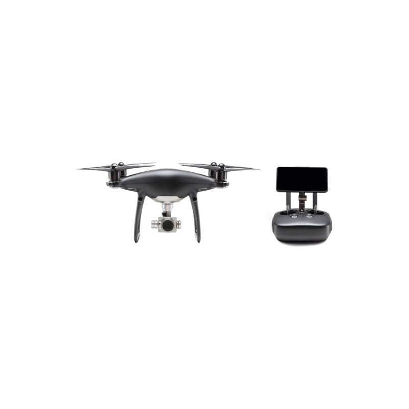 DJI Phantom 4 PRO Black 20MP - DRONES LIMAPERU