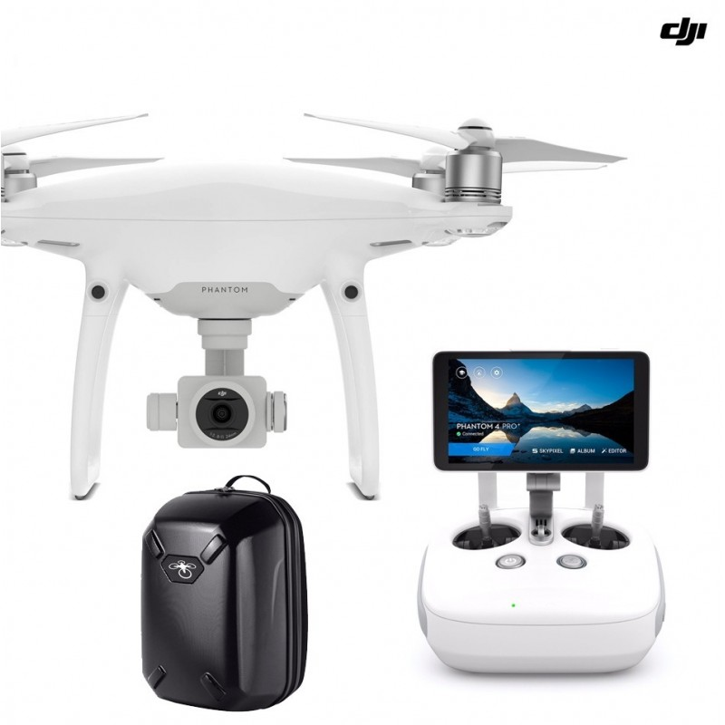 DJI Phantom 4 PRO plus 20MP - DRONES PERU