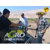 Drone Pulverizador 10LT - Fumigador drones peru