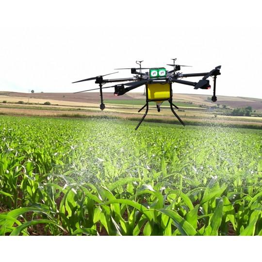 Drone Pulverizador  electrostatico 10LT - Fumigador
