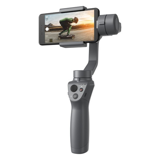 DJI Osmo Mobile 2 Gimbal para teléfonos - drones lima peru